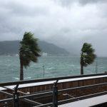 台風の大きさの基準は?ヘクトパスカル毎の風の強さは?時速に換算すると?